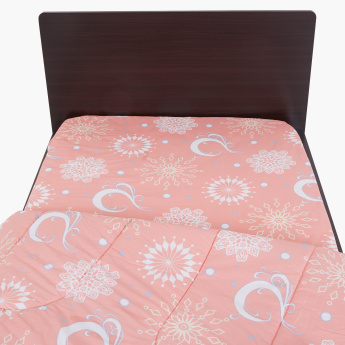 Frozen Printed 4-Piece Comforter Set - 240x165 cms