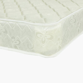 Relax Textured Single Bonnel Spring Mattress - 90x190 cms