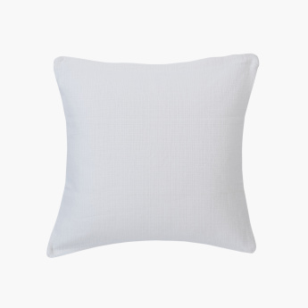 Olivia Textured Cushion Cover - 40x40 cms