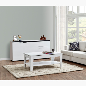 Picasso 3-Drawer 2-Door Sideboard