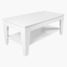 Picasso Coffee Table with Undershelf