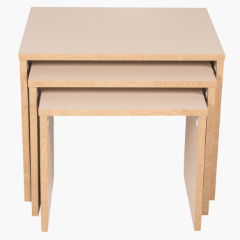Promo Rectangular Nesting Table - Set of 3
