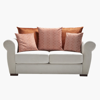 Brooklyn 2-Seater Sofa with Cushions