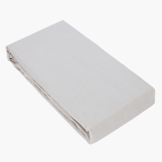 Essential King Flat Sheet - 240x260 cms