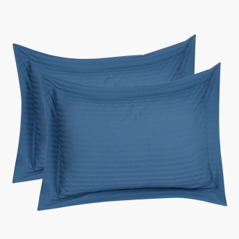Hamilton Flanged Pillow Case - Set of 2