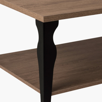 Lukenz Coffee Table with Storage