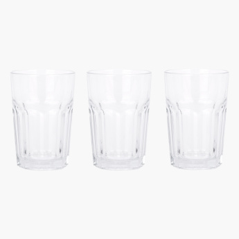Casablanca 3-Piece Glass Set - 360 ml