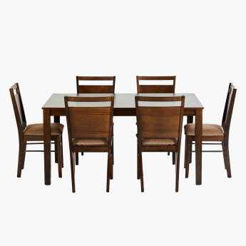 Docila 7-Piece Dining Table Set