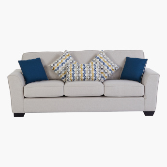 Koblenz 6-Seater Sofa Set with Assorted Cushions