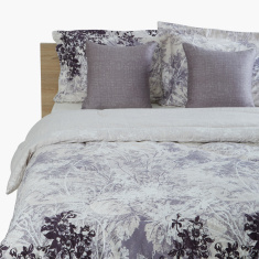 Andy Printed 5-Piece King Comforter Set - 220x240 cms