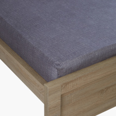 Andy Super King Fitted Sheet - 200x200 cms