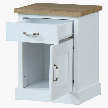 Brooklyn 1-Drawer Night Stand
