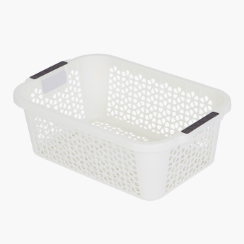 Florina Multi-Utility Basket with Cutout Handles