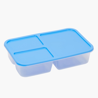 Spectra Pacific 3-Compartment Container - 1.7 L