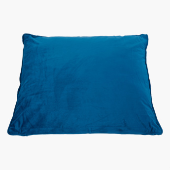 Dove Filled Cushion with Zip Closure - 65x65 cms