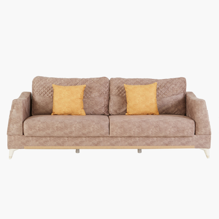 Parkay 3-Seater Sofa Bed with 2 Cushions