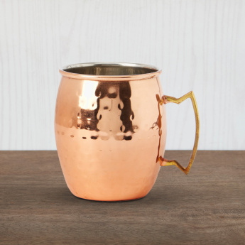 Essence Copper Finish Mule Mug with Handle