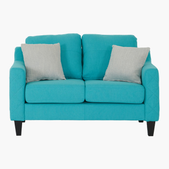 Sky 2-Seater Sofa with 2 Cushions