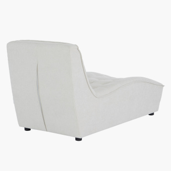 Burton Chaise with Tufted Back