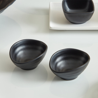 Classic Oval Shaped Miniature Serving Bowl - Set of 2