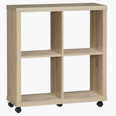 Costagat Sonoma 4 Cube Divider with Swivel Wheels