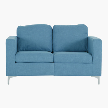 Lara 2-Seater Sofa with Side Pocket