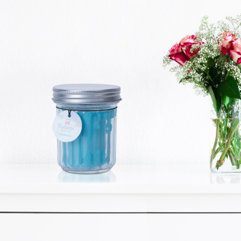 Radiance Sea Breeze Jar Candle with Lid