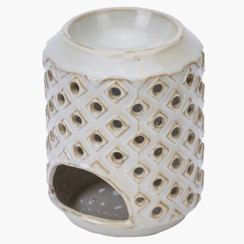 Cutout Detail Oil Burner - Big