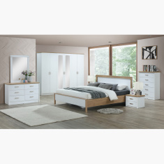 Sky 5-Piece King Bedroom Set