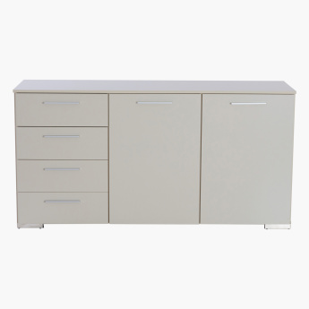 Kendall 2-Door 4-Drawer High Sideboard