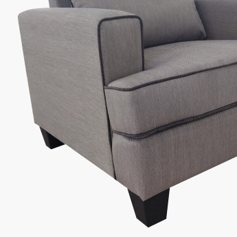 Burcham Standard Back 1-Seater Sofa