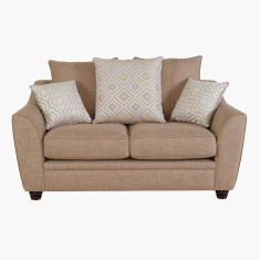 Docila 2-Seater Sofa with 5 Cushions