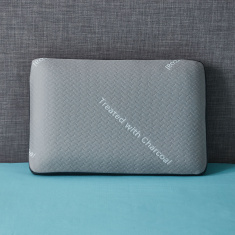 Innate Charcoal Treated Memory Foam Pillow - 40x60 cms