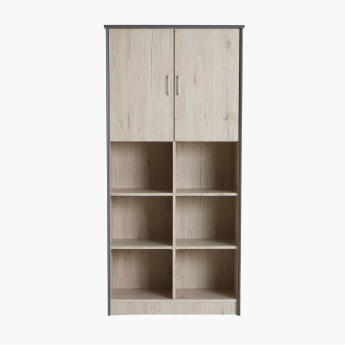 Etzy High Bookcase with 2 Doors