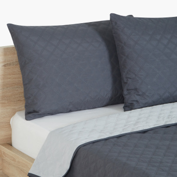 Blair Twin Reversible 3-Piece Quilt Set - 260x180 cms