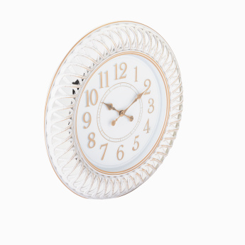 Ivy Round Wall Clock