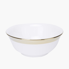 Aura Round Serving Bowl