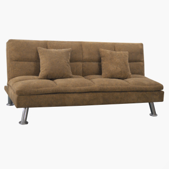 Salva 3-Seater Sofa Bed with 2 Cushions