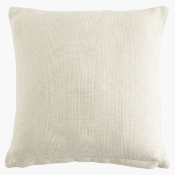 Bennett Foil Print Cushion Cover - 40x40 cms