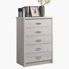Belinda 5-Drawer Chest of Drawers