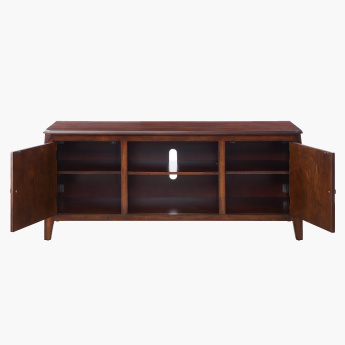 Docila 2-Door TV Unit for TVs up to 70 inches
