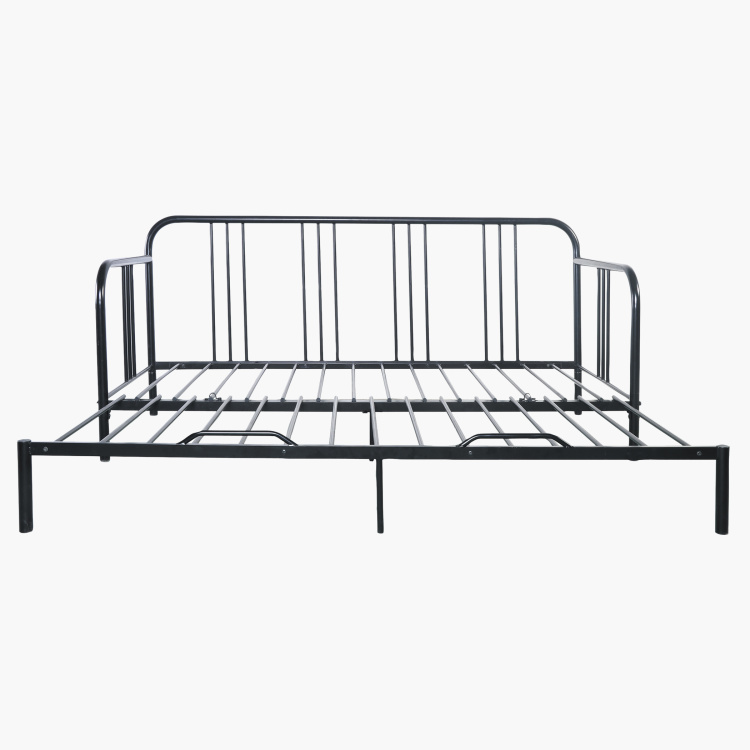 Lester Extendable Single Day Bed - 90x200 cms