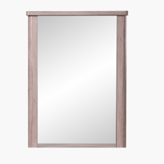 Monaco Rectangular Mirror without Dresser