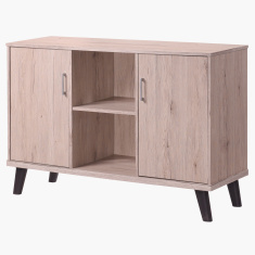 Monaco Multi-Purpose 2-Door Cabinet