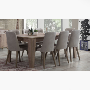 Trellis 8 Seater Dining Table Set