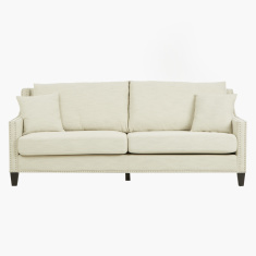 Charm 3-Seater Sofa with Scatter Cushions