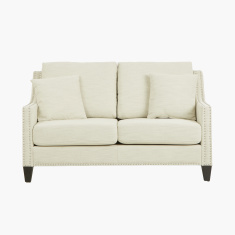 Charm 2-Seater Sofa with Scatter Cushions