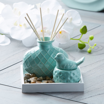 Bird Reed Diffuser Set
