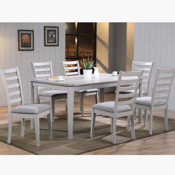 Grayton 6-Seater Dining Table Set