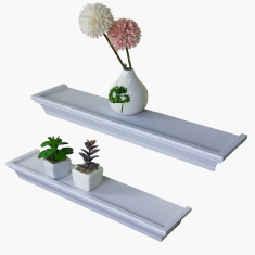 Matilda Matte Shelf - Set of 2